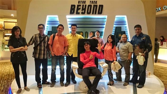 Fiksilmiah nonton bareng Star Trek Beyond 02